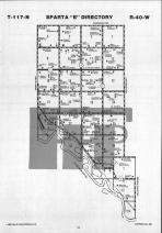 Map Image 007, Chippewa County 1986 Published by Farm and Home Publishers, LTD